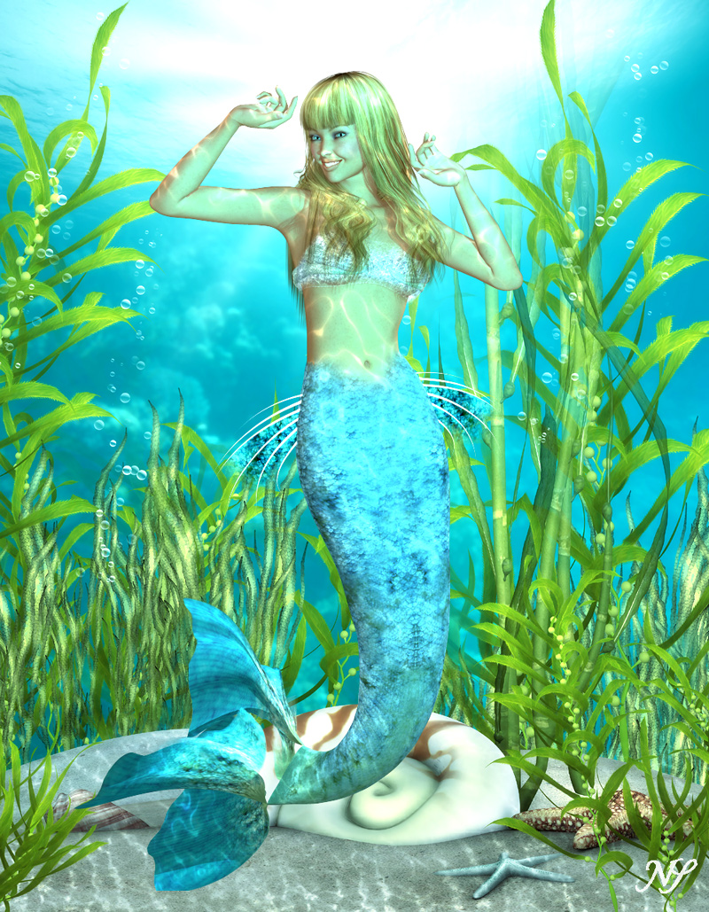 Mermaid-Hannah